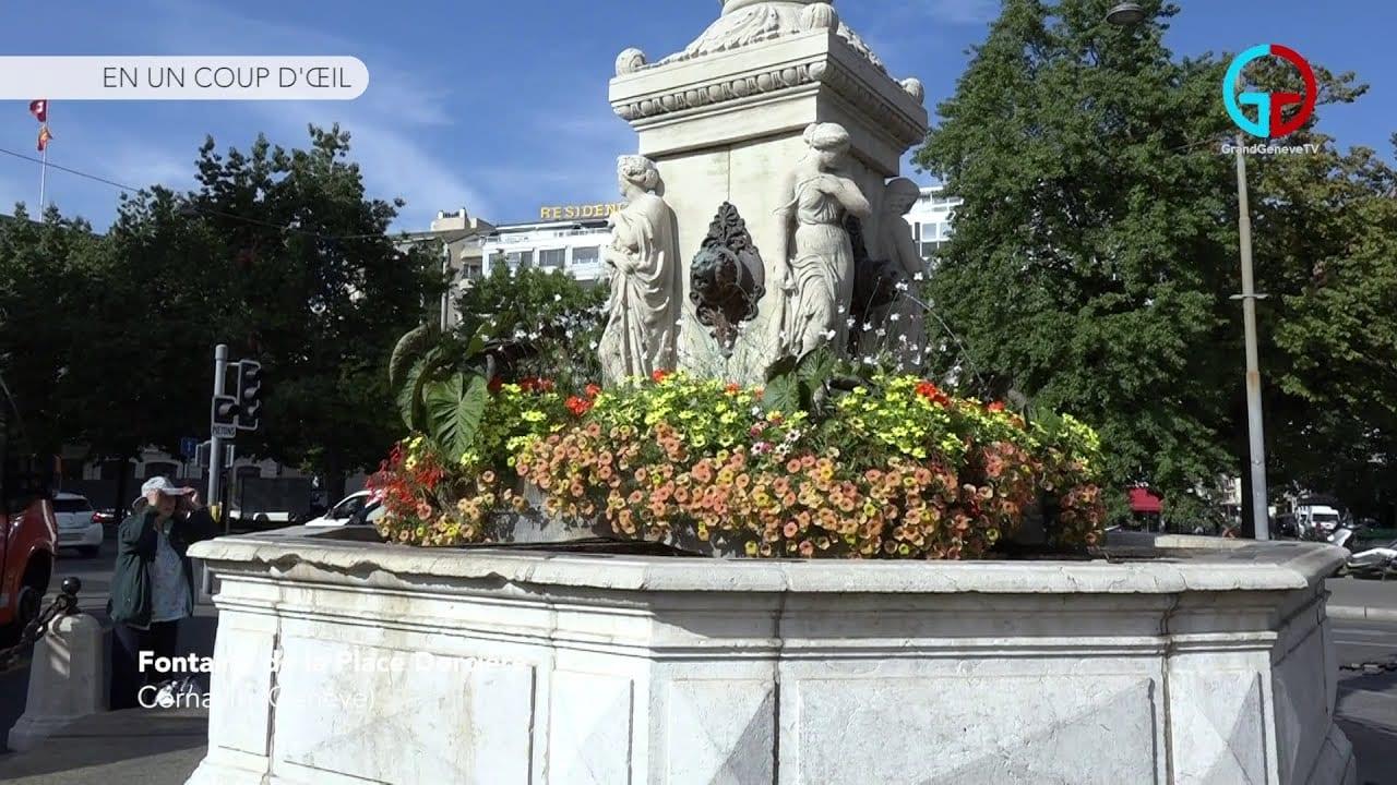 Fontaine de la Place Dorcière – Genève