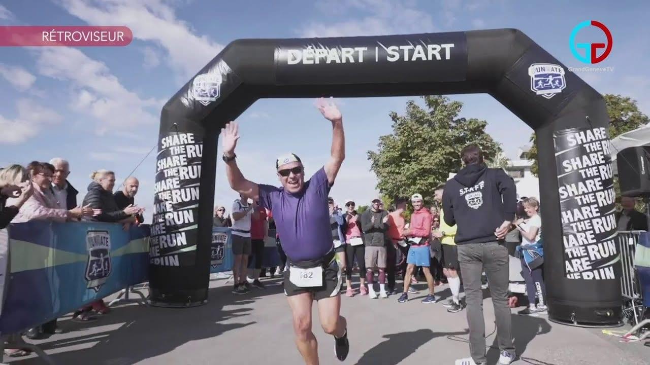 Run Mate Lac Léman: la première course à pied en relais autour du Léman!