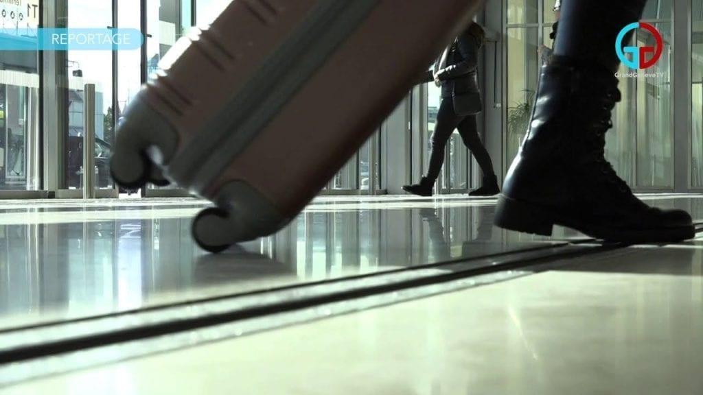 Aéroport de Genève: une lutte contre le bruit qui divise