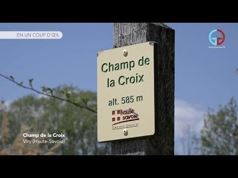 Champ de la Croix – Viry