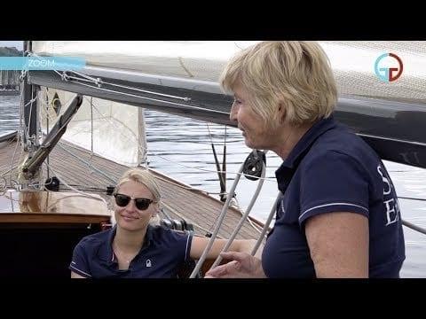 Etre femme skipper au Bol d'Or en 2018