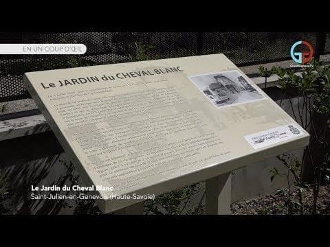 Le Jardin du Cheval Blanc