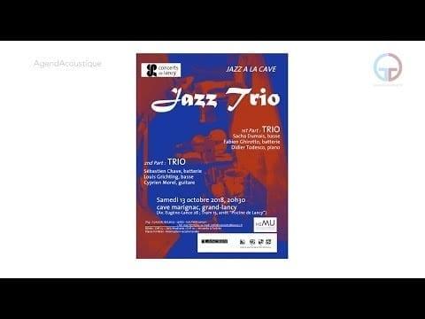 AgendAcoustique – Jazz Trio