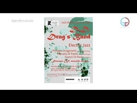 AgendAcoustique – D.D. Drag's Band