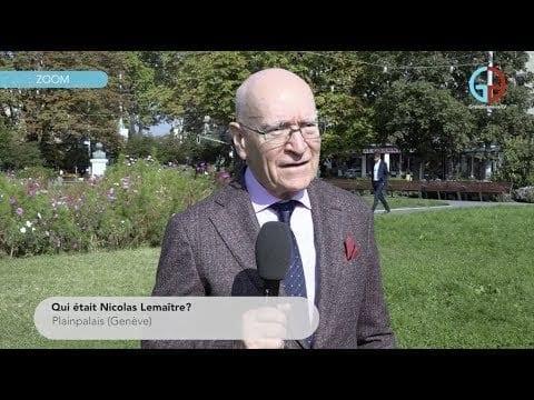 Qui était Nicolas Lemaître ?
