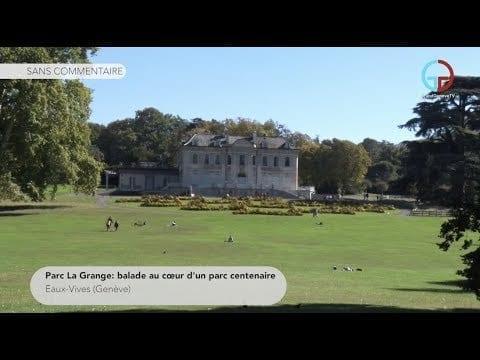 Parc La Grange: balade au coeur d'un parc centenaire