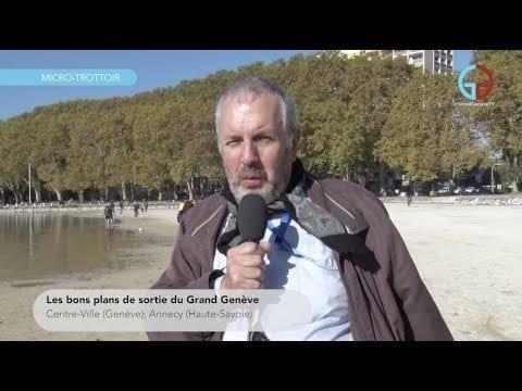 Les bons plans de sortie du Grand Genève