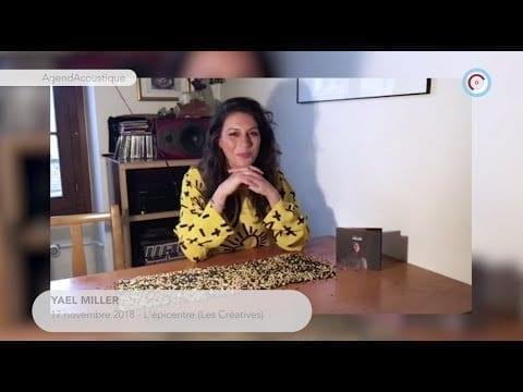 AgendAcoustique – Yael Miller