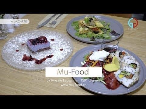 À LA CARTE – Mu-Food
