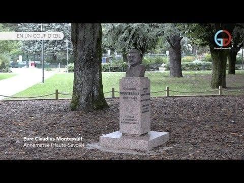 Parc Claudius Montessuit – Annemasse