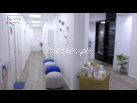 Paroles d'expert – Halothérapie