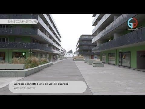 Gordon-Bennett: 5 ans de vie de quartier