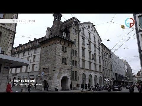 Tour du Molard – Genève