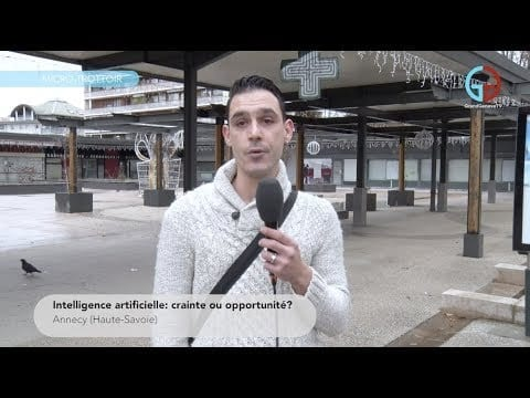 Intelligence artificielle: crainte ou opportunité?