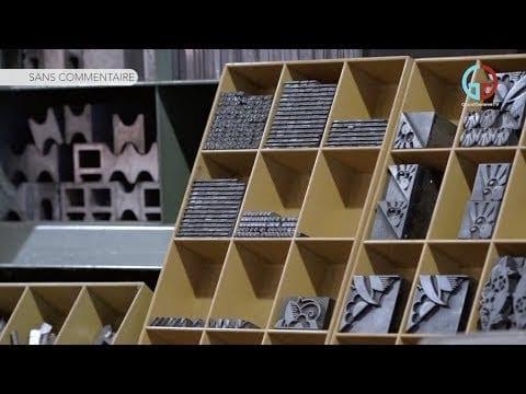 Dans «L'atelier du livre» à Ferney-Voltaire