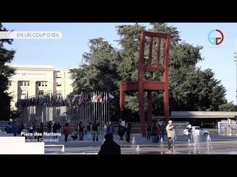 Place des Nations – Genève