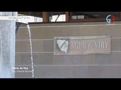 Mairie de Viry – Viry (Haute-Savoie)