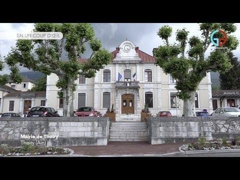 Mairie de Thoiry – Thoiry (Ain)