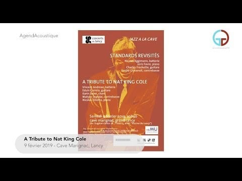 AgendAcoustique – A Tribute to Nat King Cole