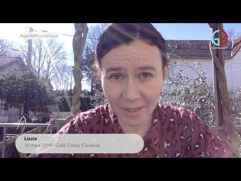 AgendAcoustique – Lizzie