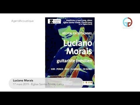 AgendAcoustique – Orchestre des Trois-Chêne & Luciano Morais