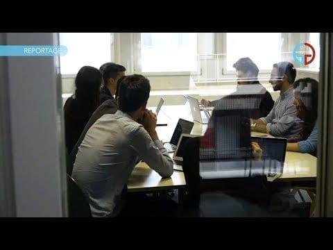 Junior Entreprise Genève: passion, excellence et entrepreneuriat