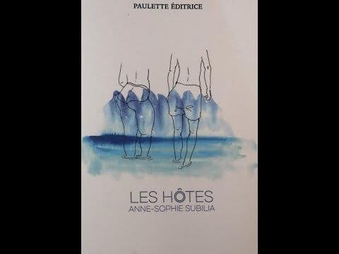 «Les Hôtes» de Anne-Sophie Subilia: le Léman pour muse