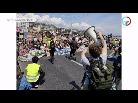 Grève mondiale pour le climat du 24 mai 2019 – Genève