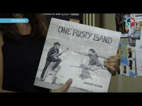Et One Rusty Band créa le blues libertaire !