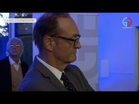 Pierre Ruetschi, serein face aux défis du Club suisse de la presse