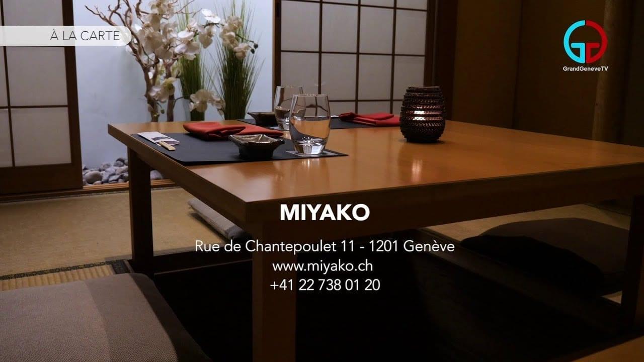 À LA CARTE – Miyako