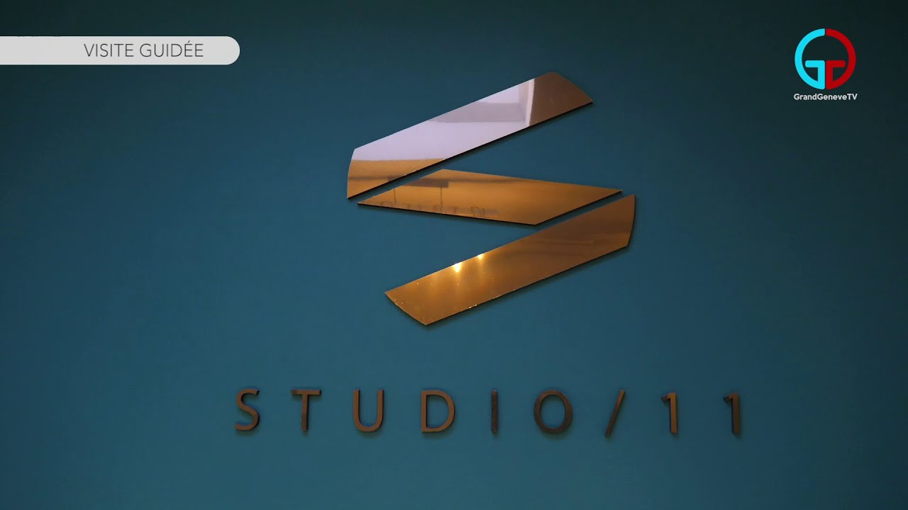 Visite guidée – Studio 11
